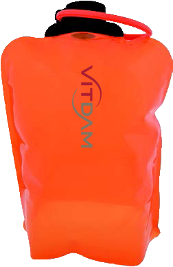 Extra-Large Foldable Water Bottle (4L)